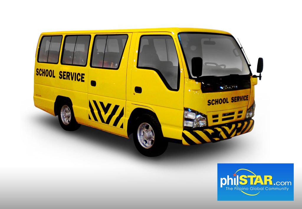IVAN-School-Service-star - School Van PNG