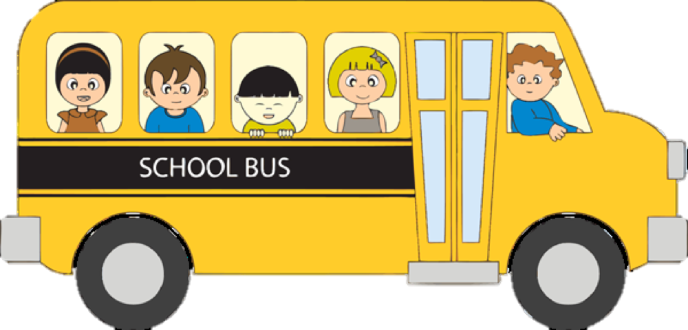 School Van Clipart · No Child Left Behind on emaze - School Van PNG
