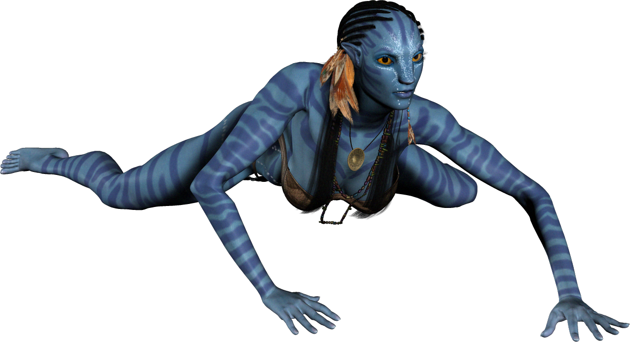 Avatar PNG - Science Fiction PNG