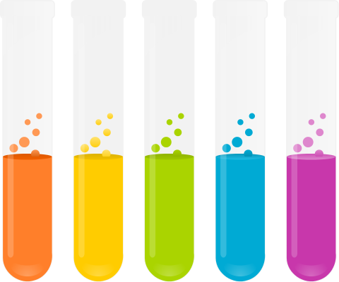 Science Test Tubes PNG - 81513