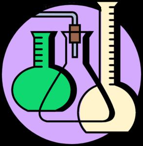 Science Lab Test Tubes Clip Art - Science Test Tubes PNG