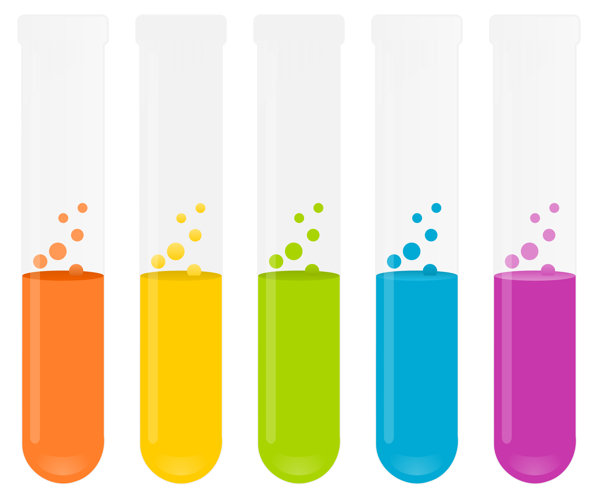 Science Test Tubes PNG - 81515