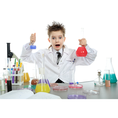 Chemistry - Scientist HD PNG