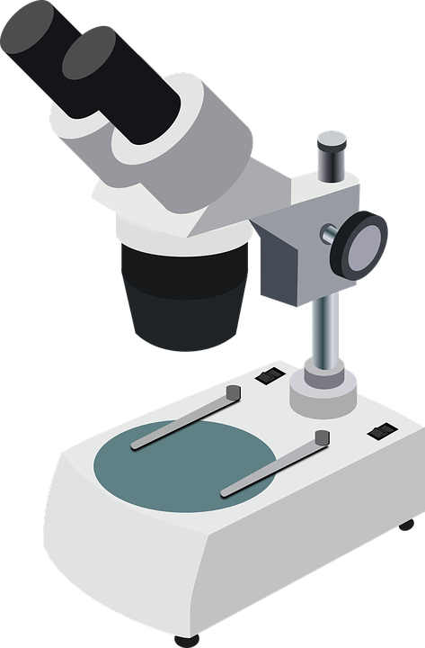Microscope, Science, Magnify, Laboratory - Scientist HD PNG