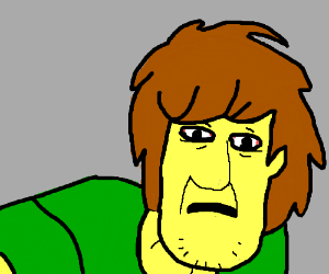 Scooby Doo Face PNG - 147642