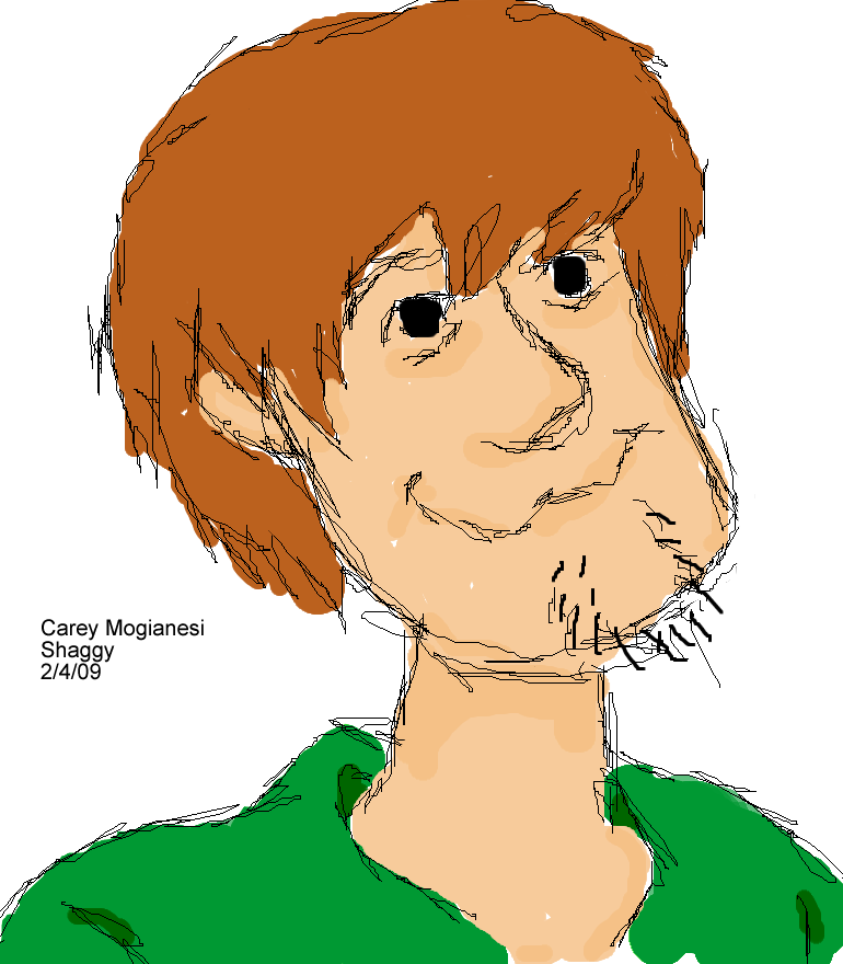 Scooby Doo Face PNG - 147647