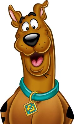 Scooby Doo Face PNG