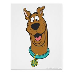 Scooby Doo Face PNG - 147645