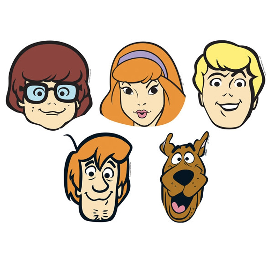 Scooby Doo Face PNG - 147638