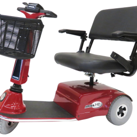 Scooter HD PNG - 120111