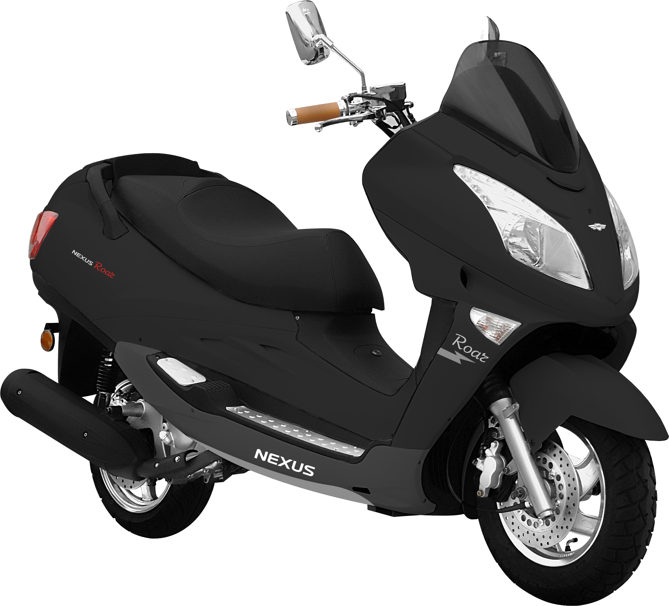 Scooter HD PNG - 120097