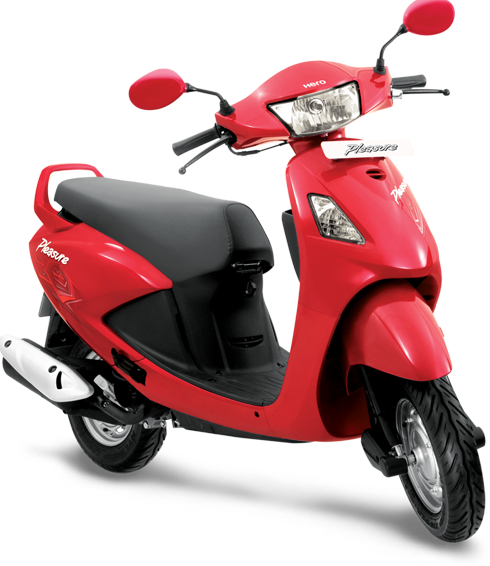 Scooter HD PNG - 120106