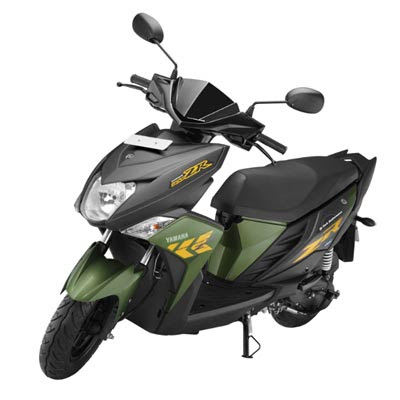 Scooter HD PNG - 120109