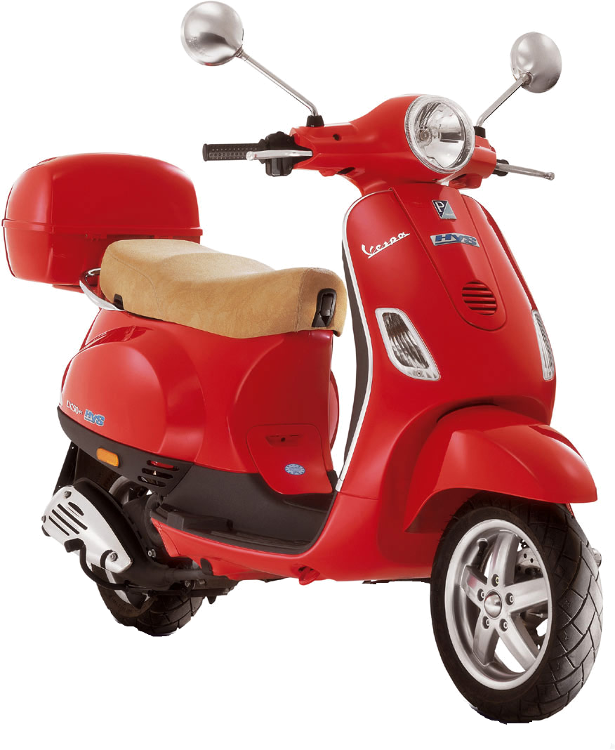 Scooter HD PNG - 120098