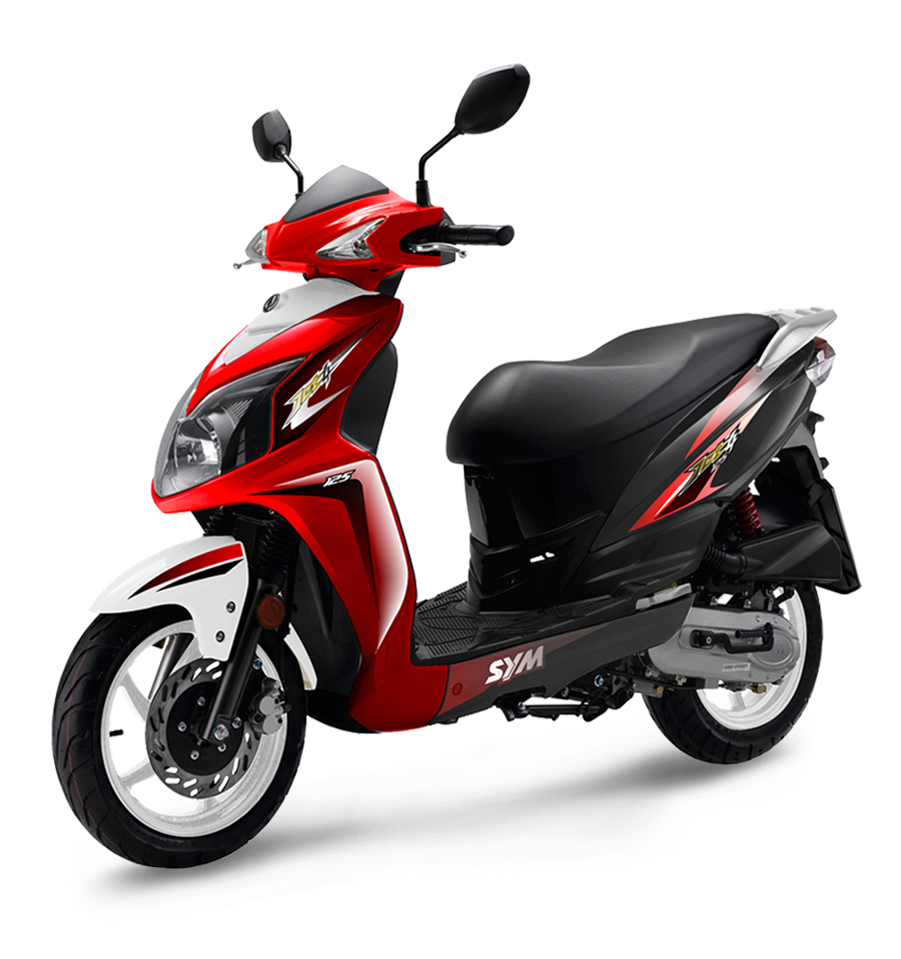 Scooter HD PNG - 120100