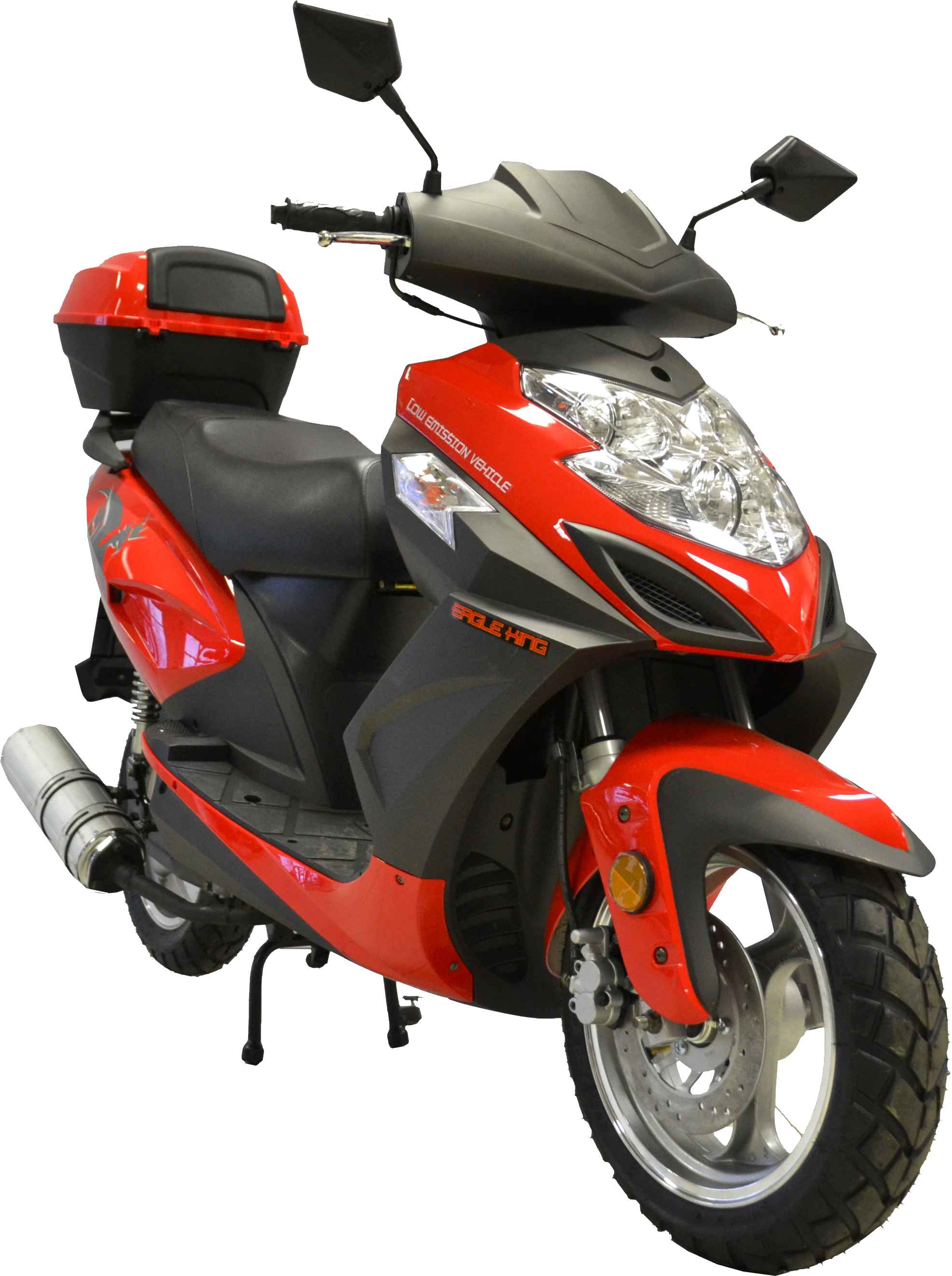 Scooter HD PNG - 120104