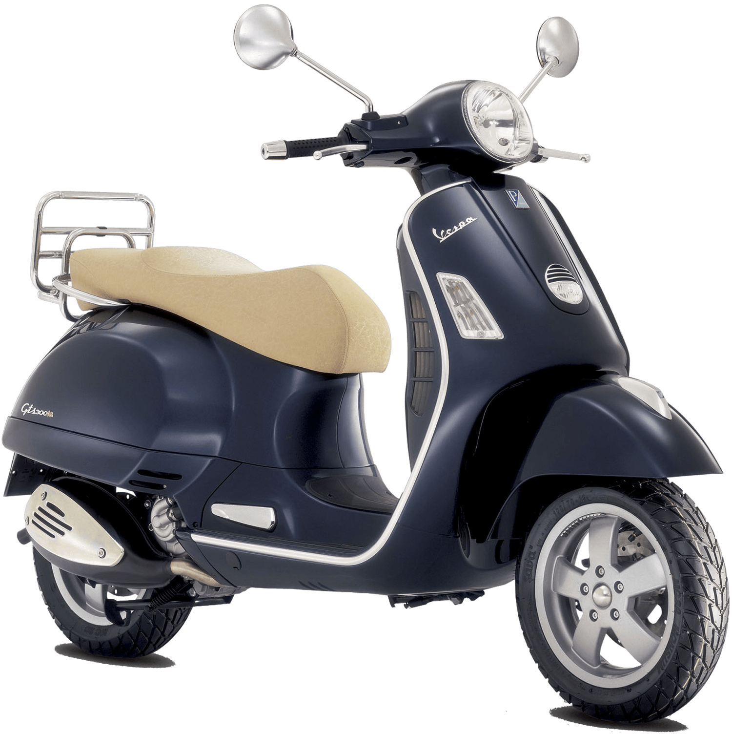 Scooter HD PNG - 120103