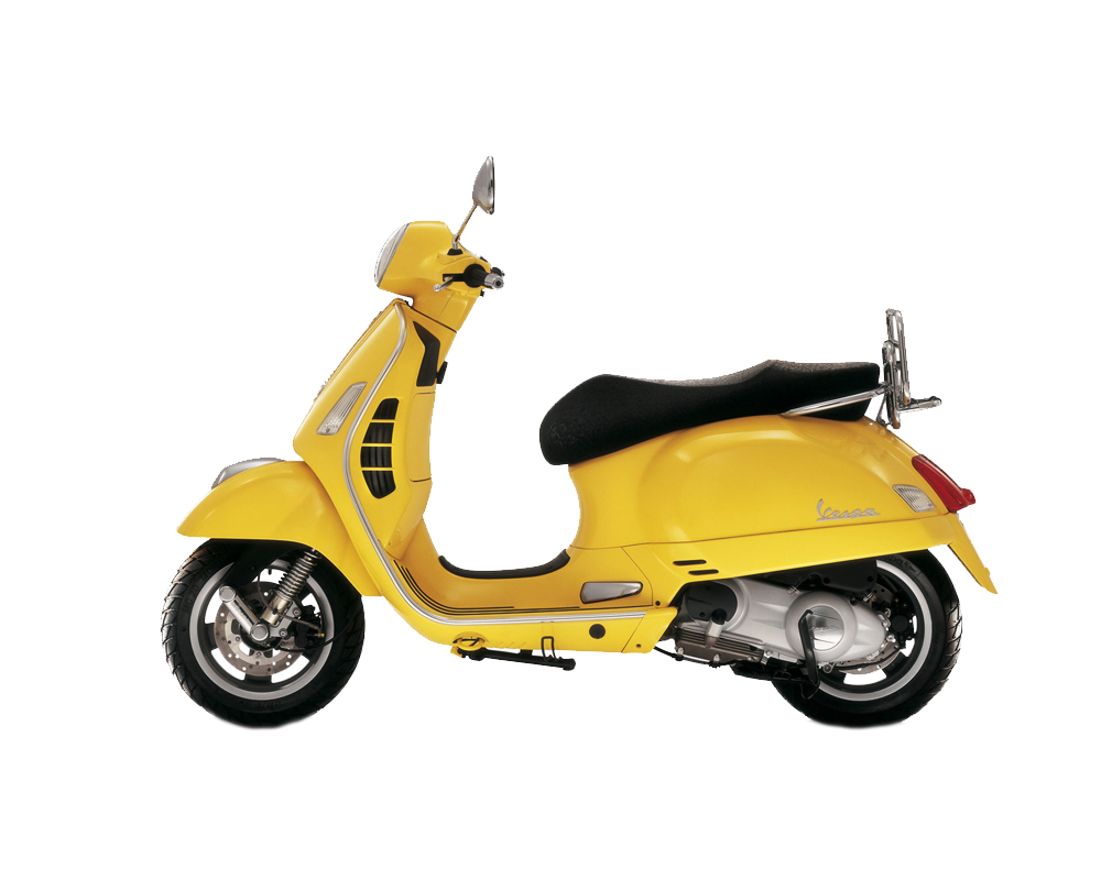 Scooter HD PNG