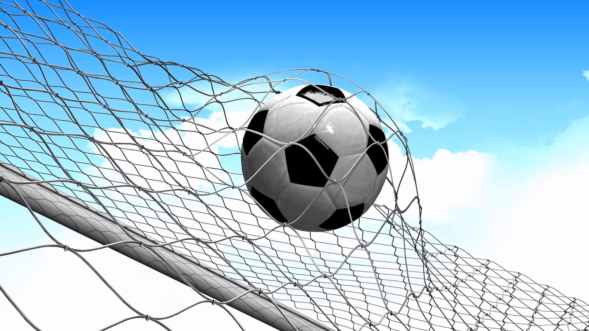 Scoring A Goal PNG