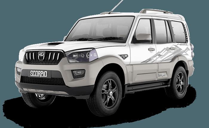 Mahindra Scorpio Adventure Edition White - Scorpio PNG