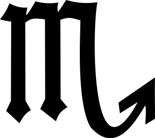 Scorpio PNG - 14234