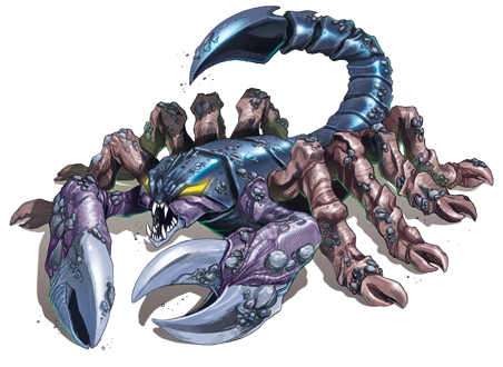 File:Giant Scorpion.png - Scorpion HD PNG