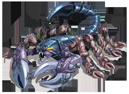 Scorpion HD PNG - 92789