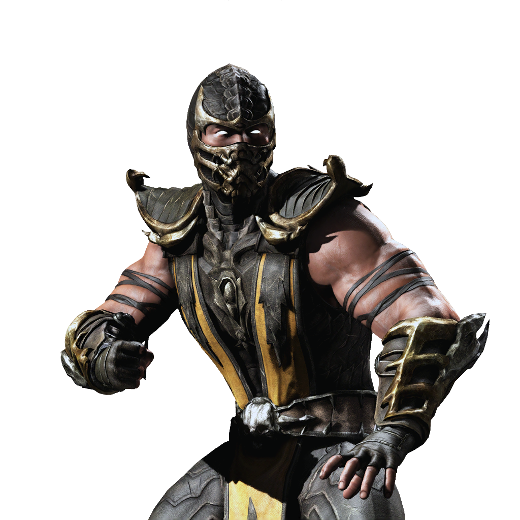 Mortal Kombat Scorpion PNG Clipart - Scorpion HD PNG