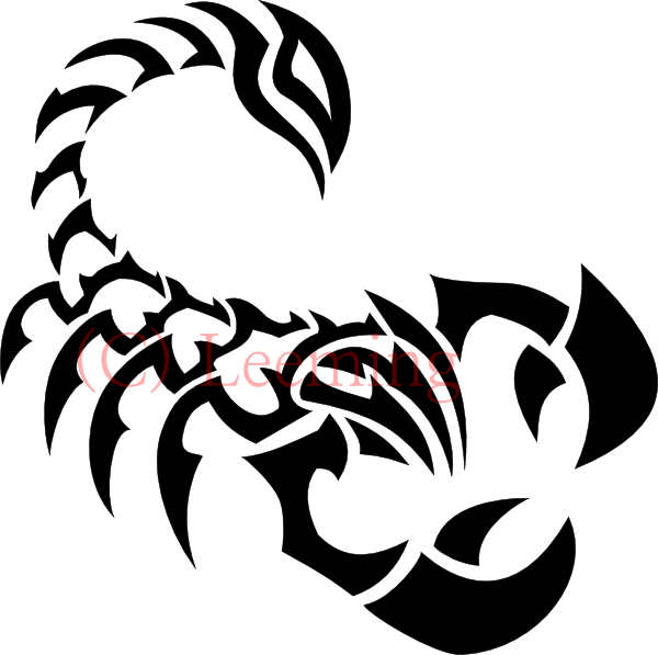 Scorpion Tattoos Png PNG Image - Scorpion HD PNG