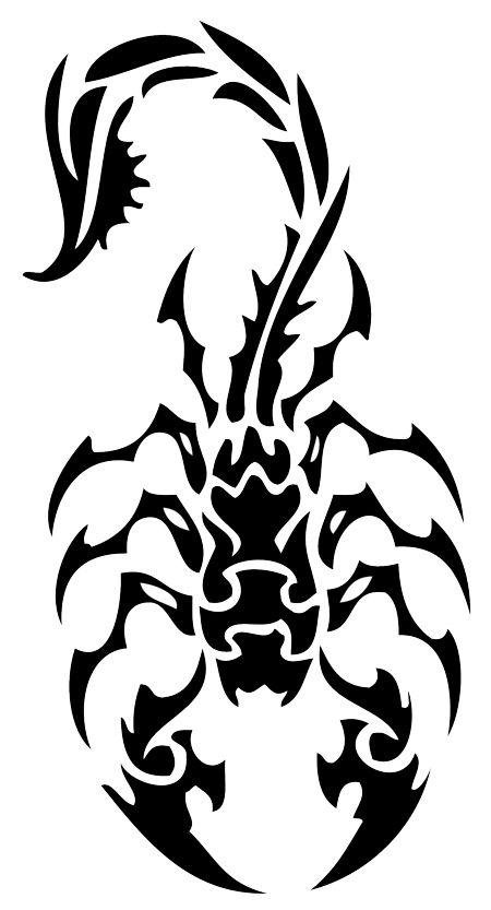 Scorpion Tattoos PNG - 10755