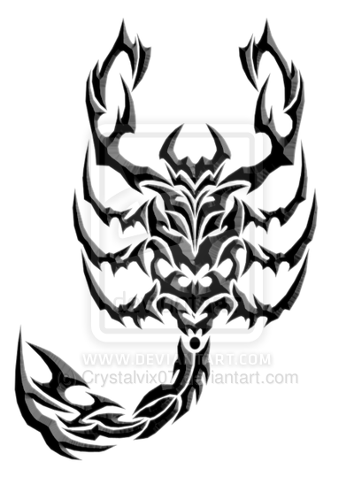 Scorpion Tattoos PNG - 10766