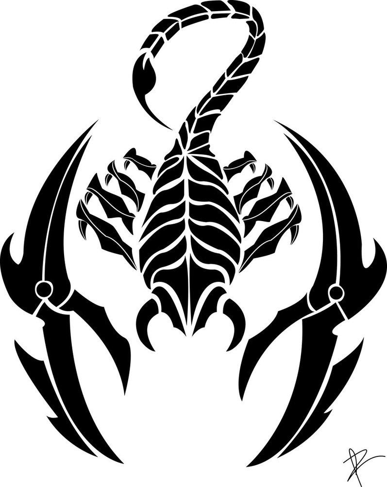 Scorpion Tattoos PNG - 10762