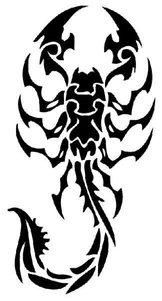 Scorpion Tattoos PNG - 10747