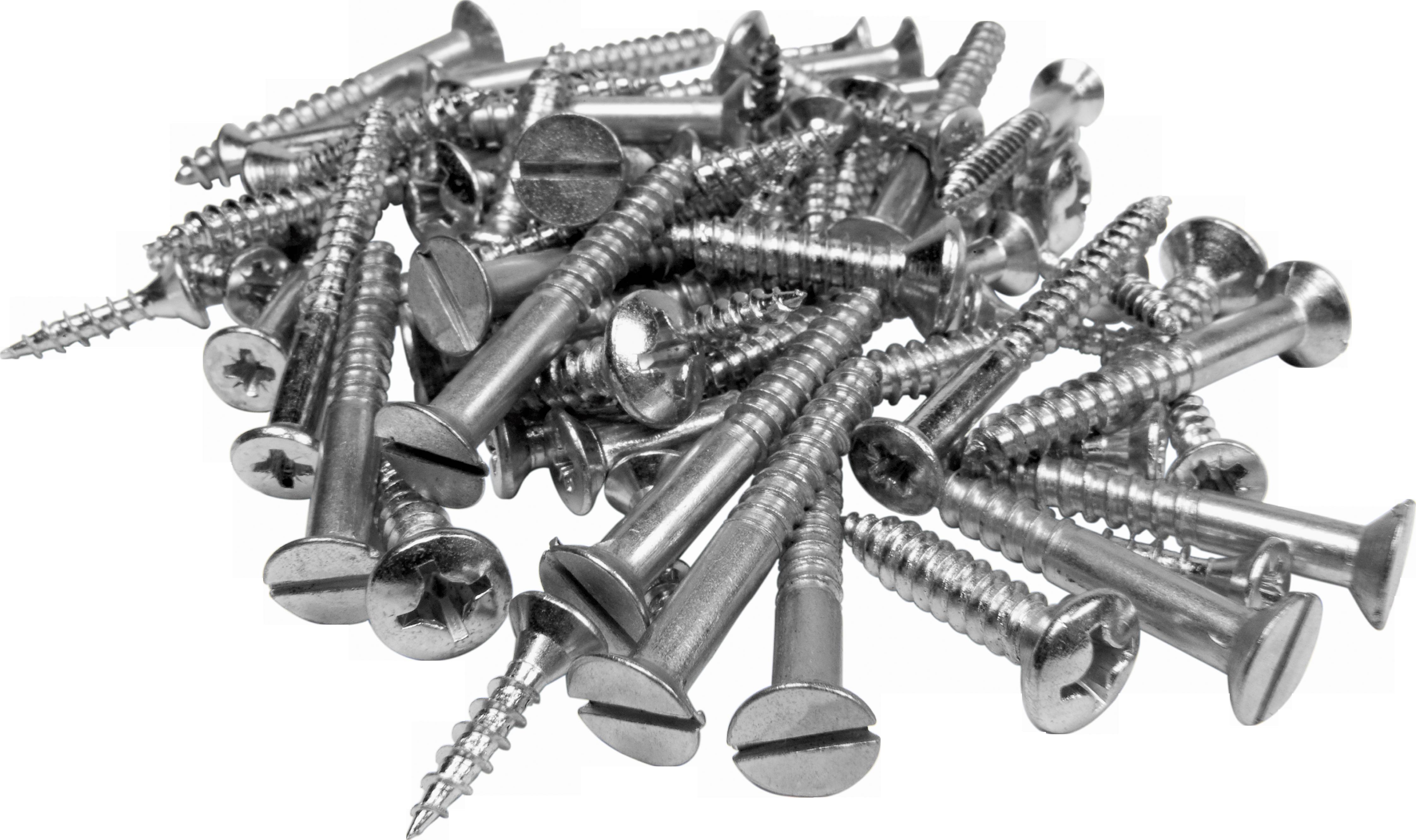 Many screws PNG - Screws HD PNG