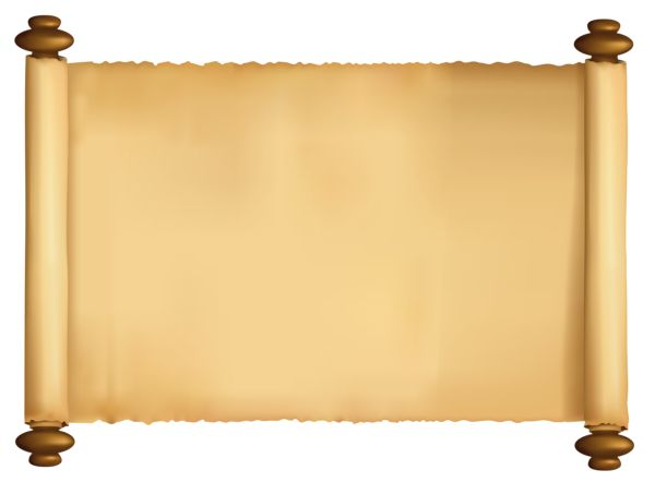 Scroll PNG - 20316