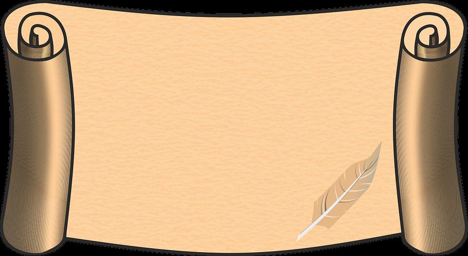 Scroll PNG HD - 127285
