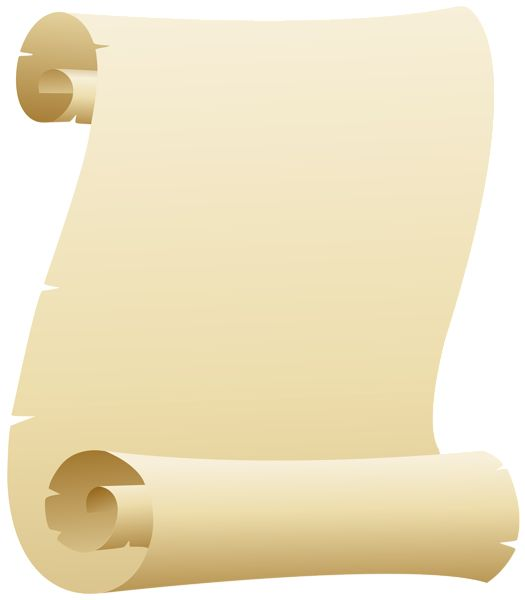 Scroll PNG - 20323