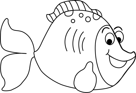 Sea Life Clip Art - Sea Life Images - Sea Life PNG Black And White