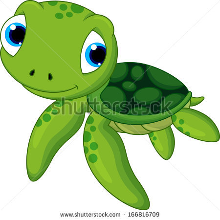 Sea Turtle Cartoon PNG - 145066
