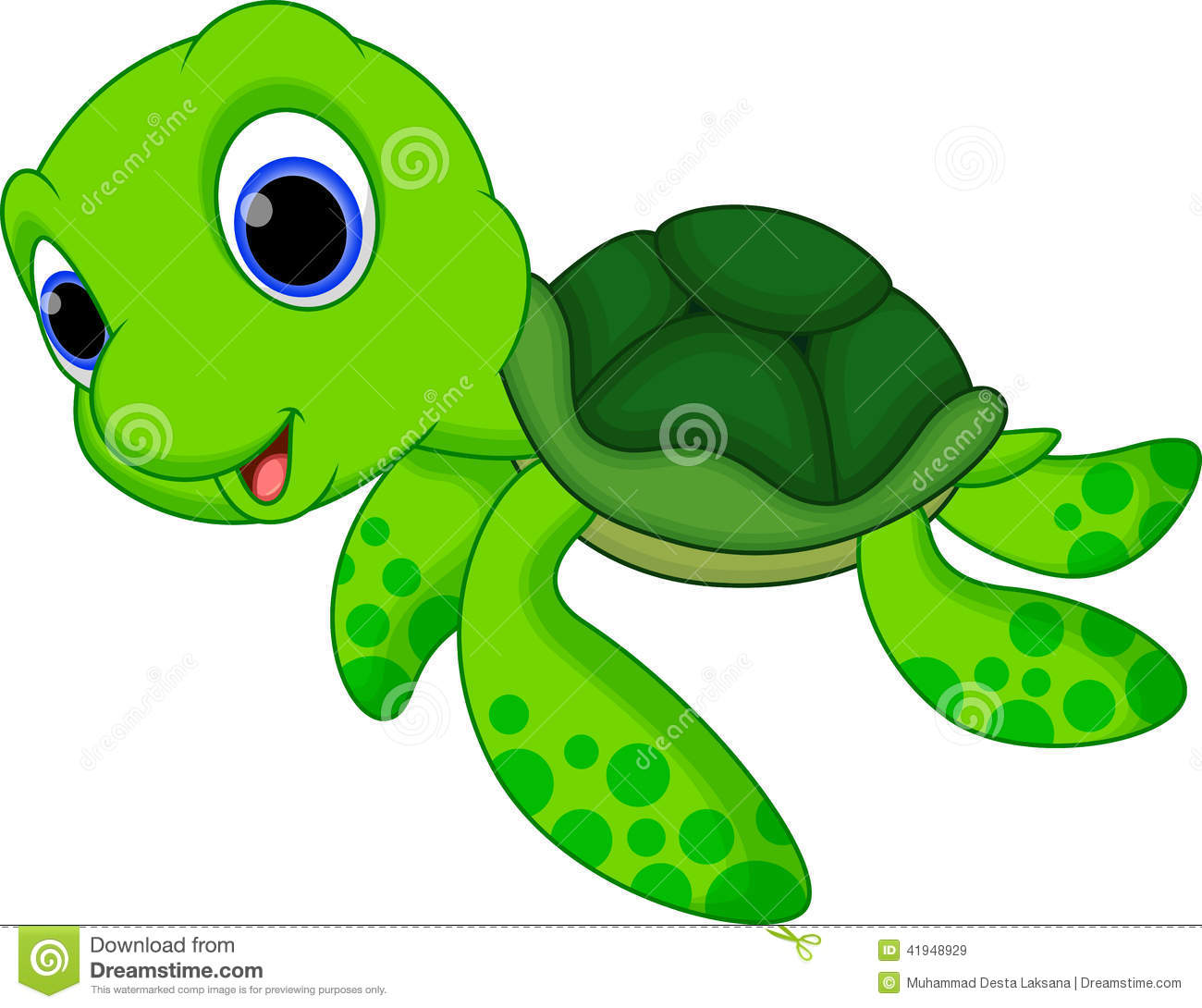Sea Turtle Cartoon PNG - 145062
