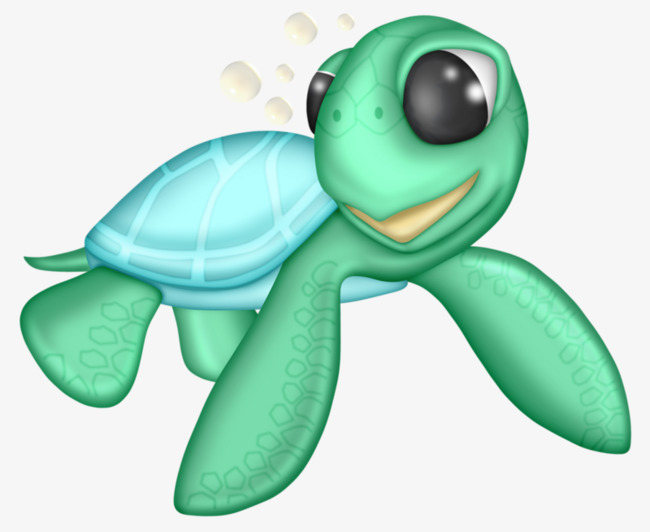 Sea Turtle Cartoon PNG - 145074