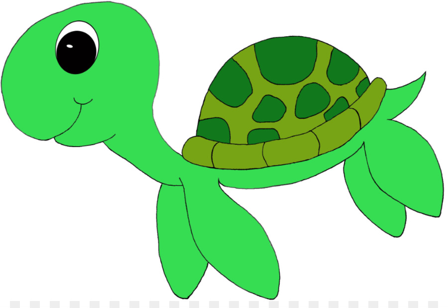 Green sea turtle Leatherback sea turtle Clip art - Turtle School Cliparts - Sea Turtle Cartoon PNG