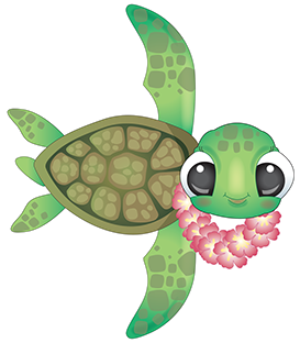 The Little Green Turtle and Other Songs for Kids! - Sea Turtle Cartoon PNG
