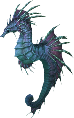 Seahorse.png - Seahorse PNG