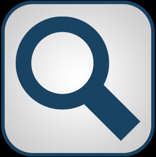 Filename: 3940585a2d442b4a263055de85b1318f.png - Search Button PNG