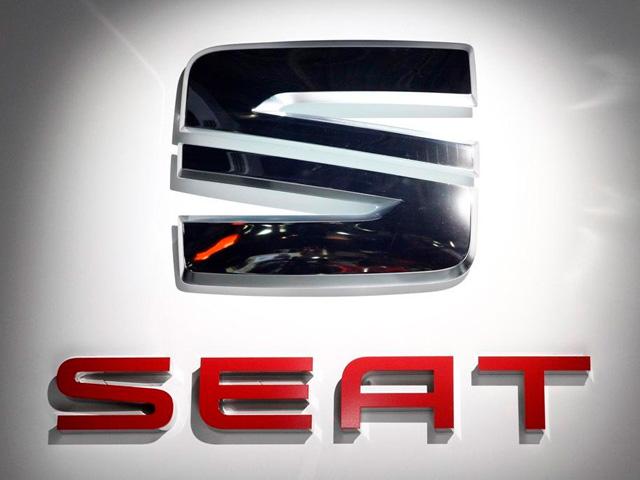 SEAT Logo 640x480 - Seat HD PNG