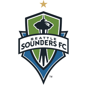 File:Seattle Sounders FC logo (one star).png - Seattle Sounders Fc PNG
