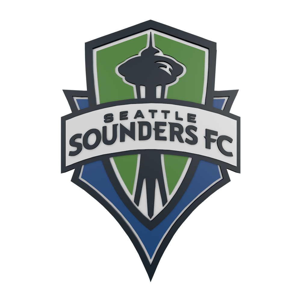 Seattle Sounders Fc Vector PNG-PlusPNG pluspng.com-1000 - Seattle Sounders Fc Vector - Seattle Sounders Fc PNG