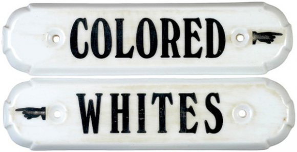 Segregation Signs - Segregation PNG