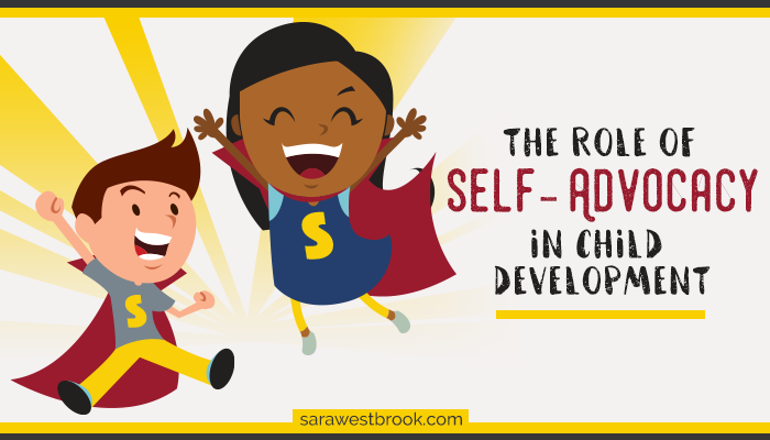 The Role Of Self-Advocacy In Child Development - Self Advocacy PNG